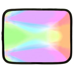 Abstract Background Colorful Netbook Case (xl)