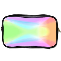 Abstract Background Colorful Toiletries Bags 2-Side