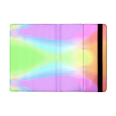 Abstract Background Colorful Apple iPad Mini Flip Case