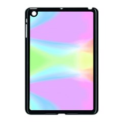 Abstract Background Colorful Apple iPad Mini Case (Black)
