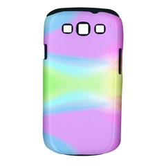 Abstract Background Colorful Samsung Galaxy S III Classic Hardshell Case (PC+Silicone)