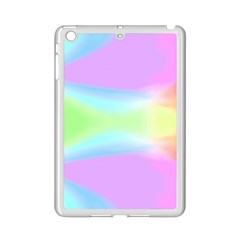 Abstract Background Colorful iPad Mini 2 Enamel Coated Cases
