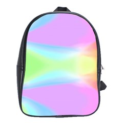 Abstract Background Colorful School Bags (XL)