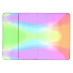 Abstract Background Colorful Samsung Galaxy Tab 8.9  P7300 Flip Case