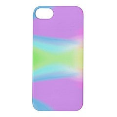 Abstract Background Colorful Apple iPhone 5S/ SE Hardshell Case