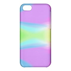 Abstract Background Colorful Apple iPhone 5C Hardshell Case