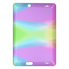 Abstract Background Colorful Amazon Kindle Fire HD (2013) Hardshell Case