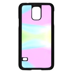 Abstract Background Colorful Samsung Galaxy S5 Case (black)