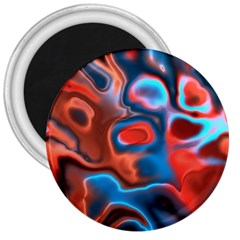 Abstract Fractal 3  Magnets