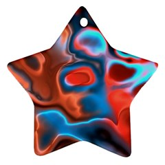 Abstract Fractal Ornament (Star)