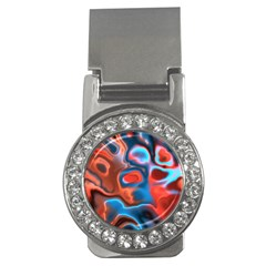 Abstract Fractal Money Clips (cz)