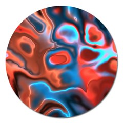 Abstract Fractal Magnet 5  (round)
