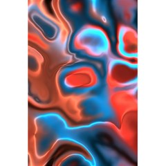 Abstract Fractal 5.5  x 8.5  Notebooks