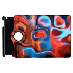 Abstract Fractal Apple Ipad 3/4 Flip 360 Case