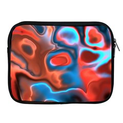 Abstract Fractal Apple Ipad 2/3/4 Zipper Cases