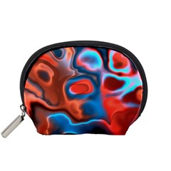 Abstract Fractal Accessory Pouches (Small)