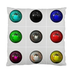 9 Power Buttons Standard Cushion Case (one Side)