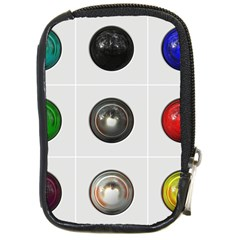 9 Power Buttons Compact Camera Cases