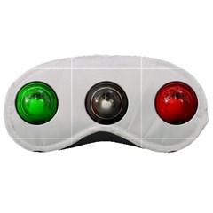 9 Power Buttons Sleeping Masks