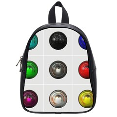 9 Power Buttons School Bags (small)