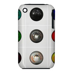9 Power Buttons Iphone 3s/3gs