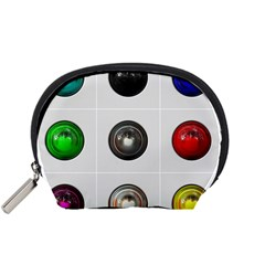 9 Power Buttons Accessory Pouches (Small)