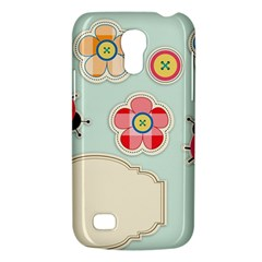 Buttons & Ladybugs Cute Galaxy S4 Mini
