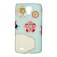Buttons & Ladybugs Cute Galaxy S4 Active