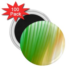 Folded Paint Texture Background 2 25  Magnets (100 Pack)