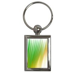 Folded Paint Texture Background Key Chains (Rectangle)