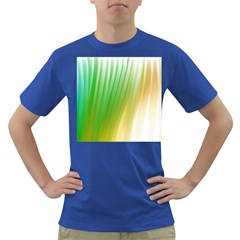 Folded Paint Texture Background Dark T-Shirt