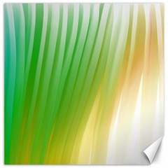 Folded Paint Texture Background Canvas 12  x 12