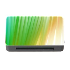 Folded Paint Texture Background Memory Card Reader With Cf