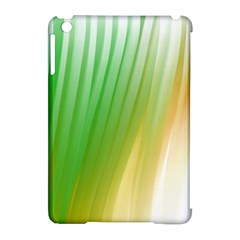 Folded Paint Texture Background Apple Ipad Mini Hardshell Case (compatible With Smart Cover)
