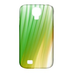 Folded Paint Texture Background Samsung Galaxy S4 Classic Hardshell Case (pc+silicone)