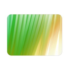 Folded Paint Texture Background Double Sided Flano Blanket (mini)