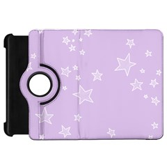 Star Lavender Purple Space Kindle Fire HD 7