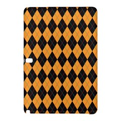 Plaid Triangle Line Wave Chevron Yellow Red Blue Orange Black Beauty Argyle Samsung Galaxy Tab Pro 10 1 Hardshell Case