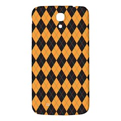 Plaid Triangle Line Wave Chevron Yellow Red Blue Orange Black Beauty Argyle Samsung Galaxy Mega I9200 Hardshell Back Case