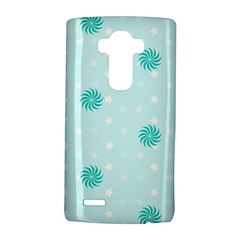 Star White Fan Blue LG G4 Hardshell Case