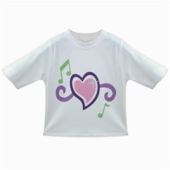 Sweetie Belle s Love Heart Star Music Note Green Pink Purple Infant/Toddler T-Shirts