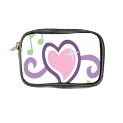 Sweetie Belle s Love Heart Star Music Note Green Pink Purple Coin Purse