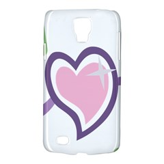 Sweetie Belle s Love Heart Star Music Note Green Pink Purple Galaxy S4 Active