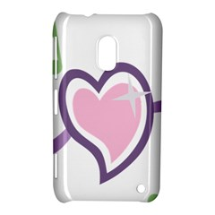 Sweetie Belle s Love Heart Star Music Note Green Pink Purple Nokia Lumia 620