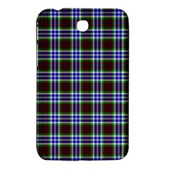 Tartan Fabrik Plaid Color Rainbow Triangle Samsung Galaxy Tab 3 (7 ) P3200 Hardshell Case