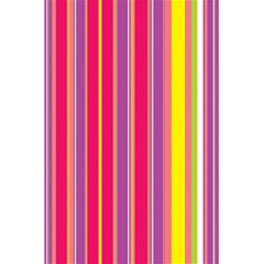 Stripes Colorful Background 5.5  x 8.5  Notebooks