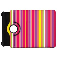 Stripes Colorful Background Kindle Fire HD 7