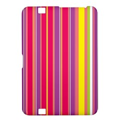 Stripes Colorful Background Kindle Fire HD 8.9