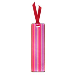 Stripes Colorful Background Small Book Marks