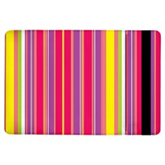 Stripes Colorful Background iPad Air Flip
